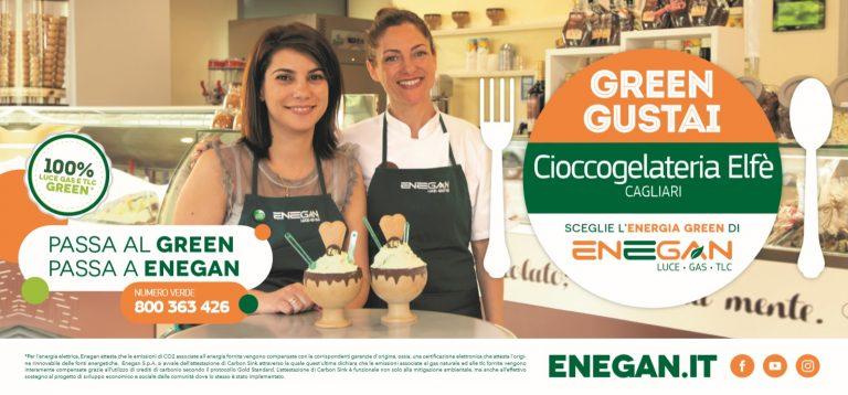 Campagna facce Enegan per i clienti microbusiness