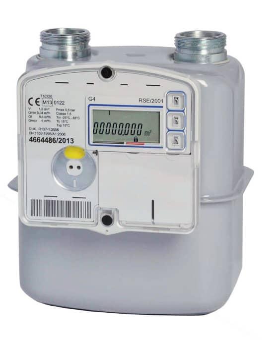 contatore del gas elettronico come funziona