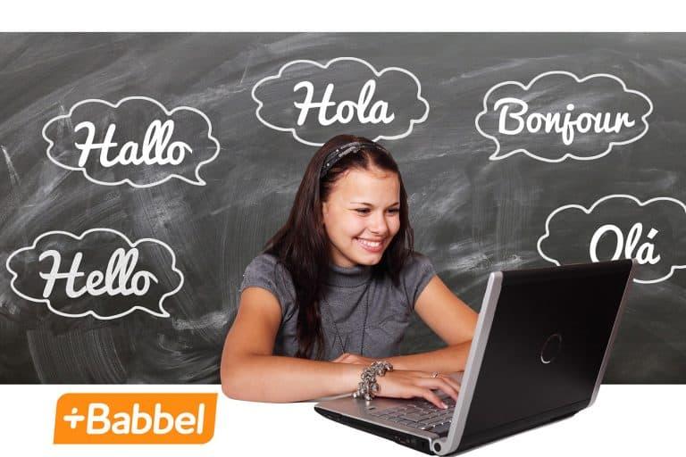 I corsi di Babbel gratis per un mese