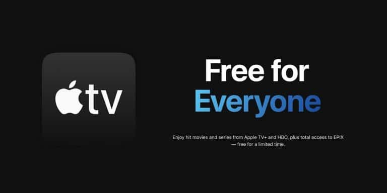Serie e film gratis su Apple TV+ per il weekend