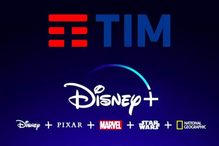Arriva l'offerta Mondo Disney + di TIM in promo a 3€ al mese