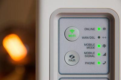 come aumentare il segnale WiFi