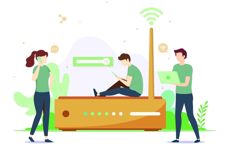 Come potenziare il segnale WiFi di casa in 5 mosse