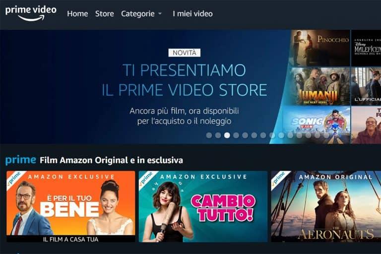 Prime Video film e serie tv da vedere a luglio