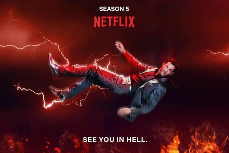 Serie TV Lucifer la 5° stagione: cosa succederà?