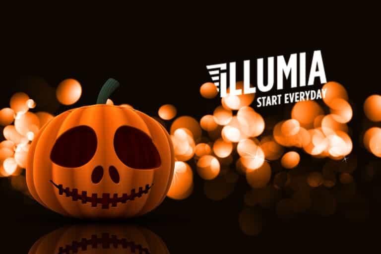 Illumia offerta luce: 50€ di sconto con Halloween Super Combo!