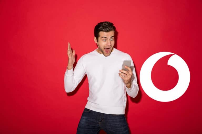 Promozioni Vodafone: 50 Gb gratis per un anno