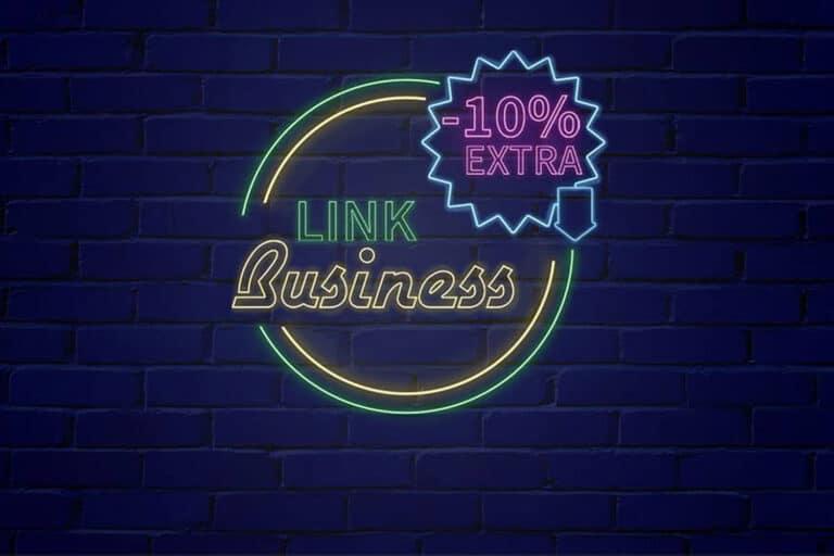 Link Business e la promozione Eni Business