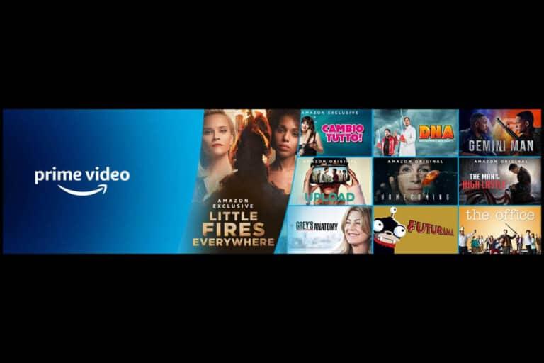 Film e serie su Prime Video che vale la pena vedere a novembre