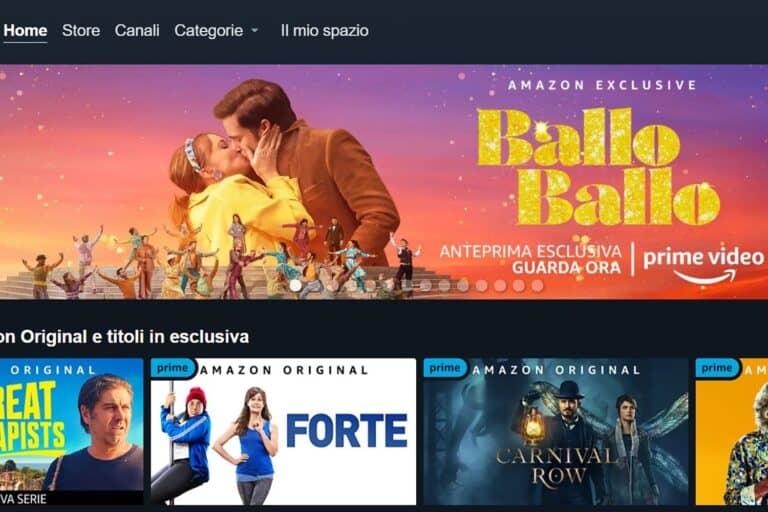Le uscite Amazon Prime Video di febbraio 2021