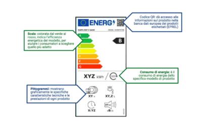 La nuova etichetta energetica-dettaglio