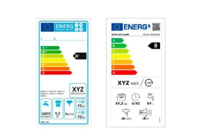 nuova etichetta energetica lavatrice