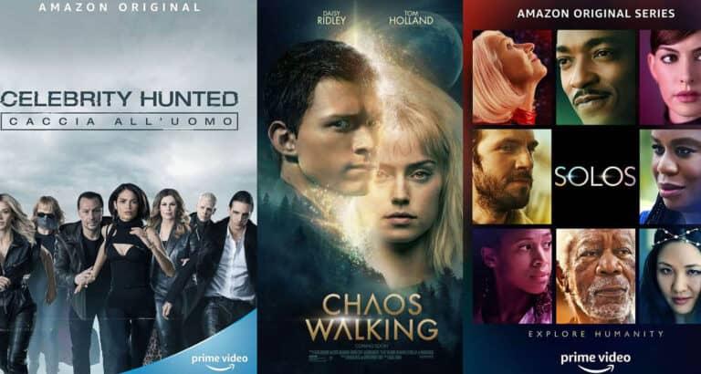 Amazon Prime Video tutte le serie e i film in uscita a giugno