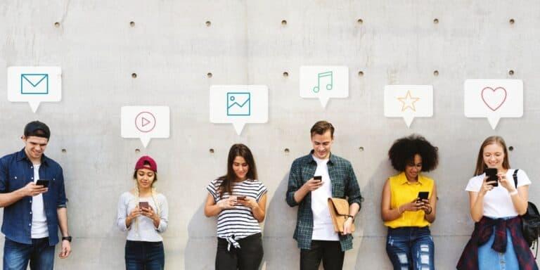 Quanto traffico dati usiamo ogni mese? Sale il consumo globale