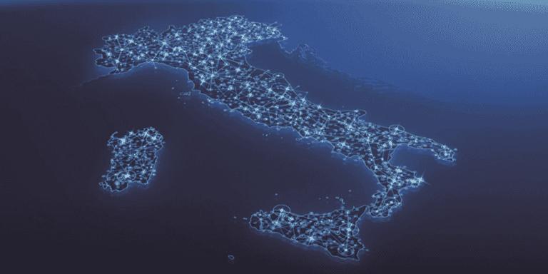 Piano banda ultralarga: l'Italia sul podio europeo per lo sviluppo
