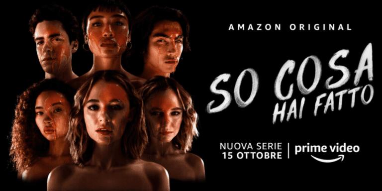 Amazon Prime film e serie tv per ottobre